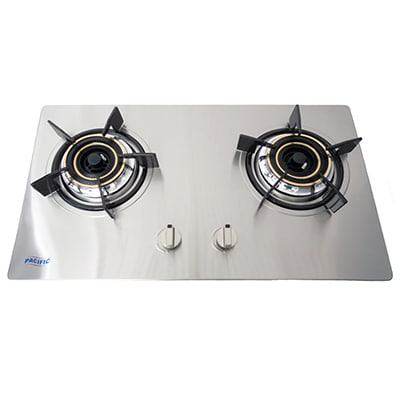 Pacific Double Gas Stove