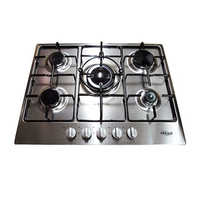 pacific built in gas hob