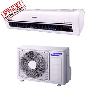 SAMSUNG Boracay Air Con 18000BTU Full HD Filter
