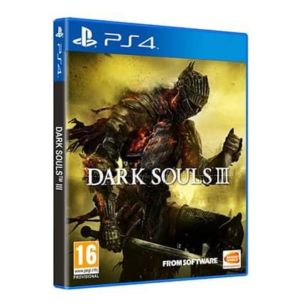 IBUY.mu-PS4 Game Dark Soul III
