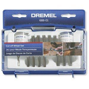 DREMEL 69 Pieces Cut-off Wheel Accessory Set - IBUY.mu