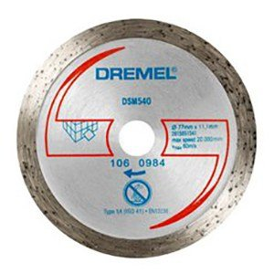 DREMEL DSM540 Diamond Tile Cutting Wheel - IBUY.mu