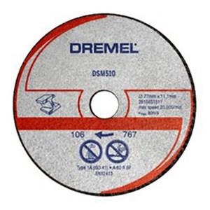 DREMEL DSM510 Metal and Plastic Cutting Wheel - IBUY.mu