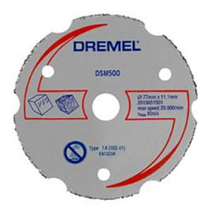 DREMEL DSM500 Multipurpose Carbide Cutting Wheel - IBUY.mu