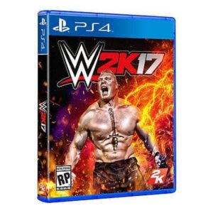 PS4 Game W2K17