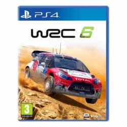 PS4 Game World Rally Championship 6
