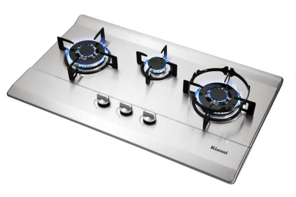 Rinnai 3 Burners Builtin Hob