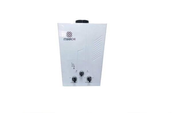 Mikachi Gas Water Heater 6L-MAURITIUS