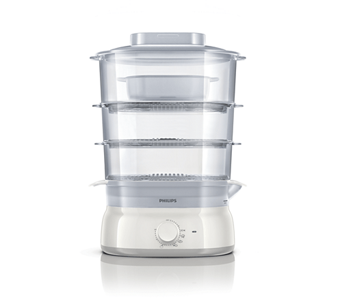 Philips Food Steamer 900W
