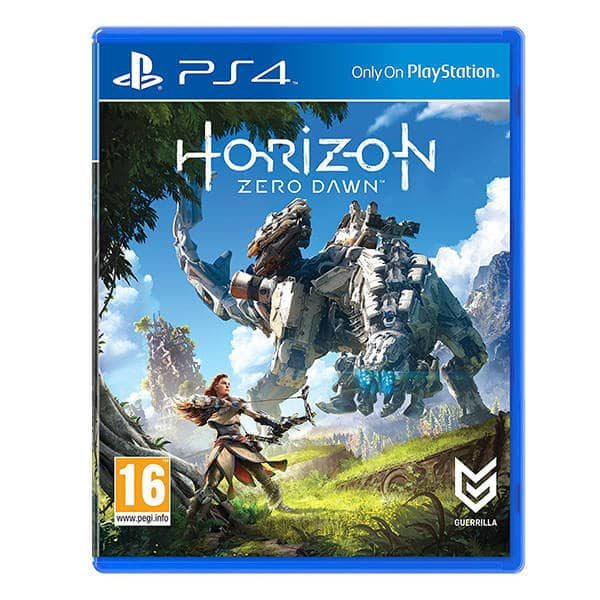 Electronics Console PS4 Games