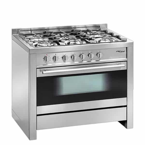 Domestic Appliances gas cooker Pacific Mauritius