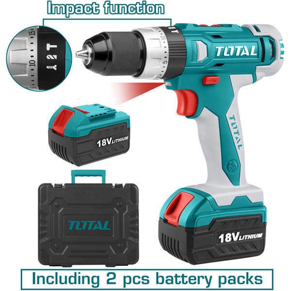 buy online power tools total TIDLI228180