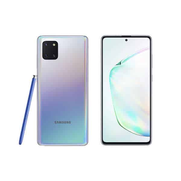 Samsung Note 10 Lite original at lowest price in Mauritius