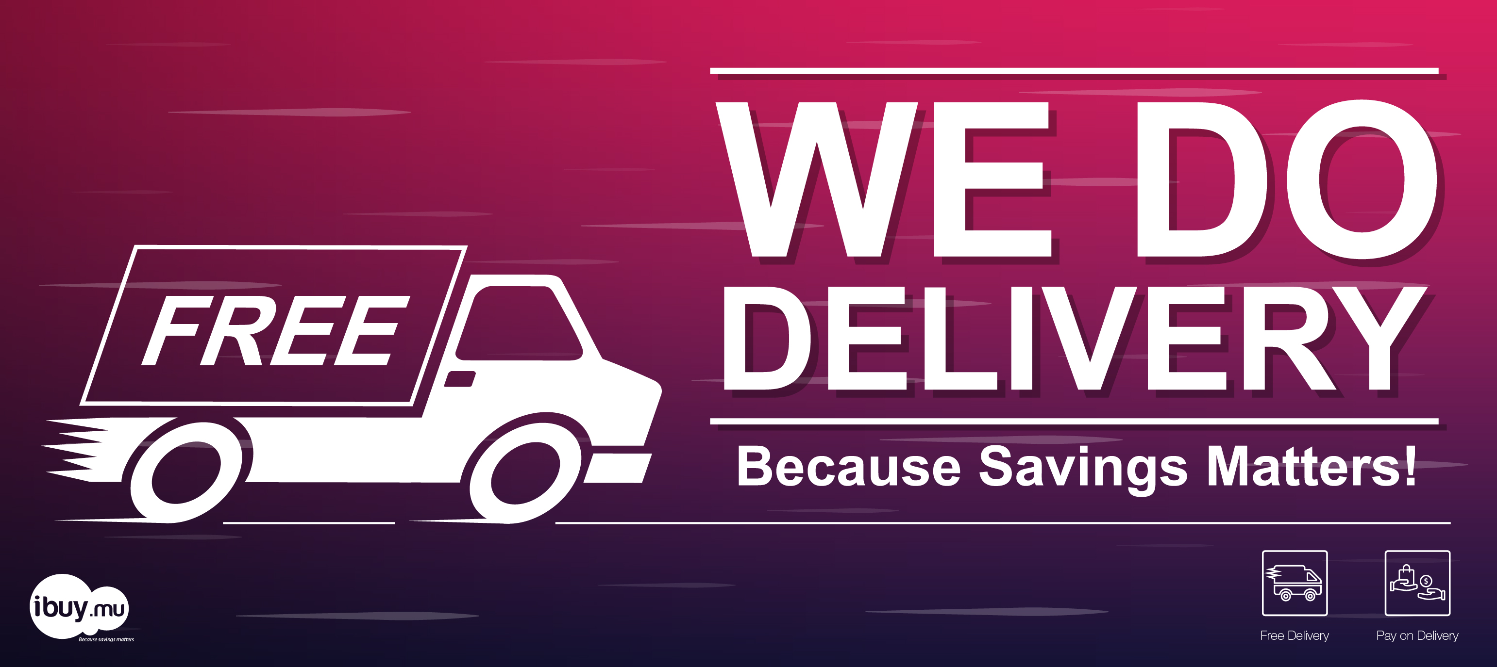 IBUY WE DO DELIVERY