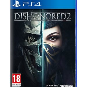 PS4 Game Dishonored 2