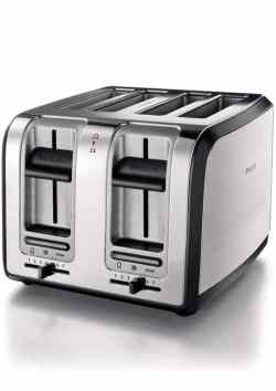 Philips 4 Slice Toaster 1800W